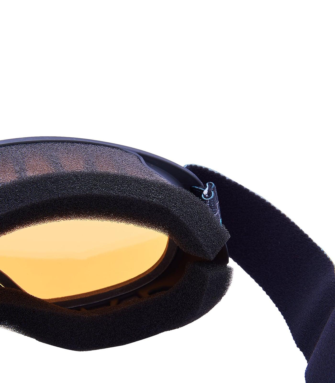 BLIZ Ski Gog. 929 DAO, black, amber1