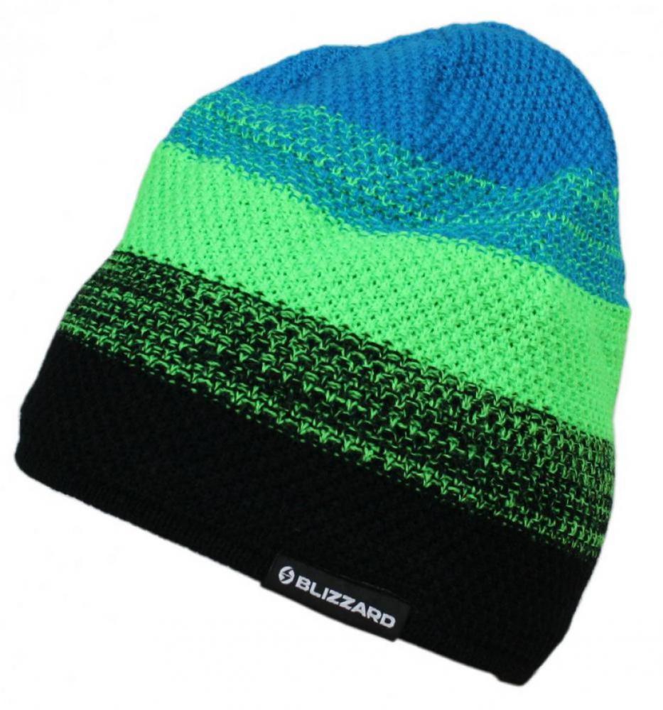Cube black/neon green/blue