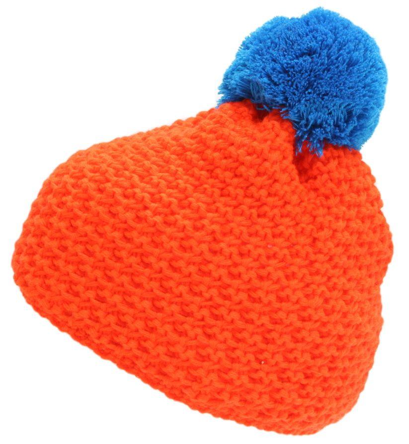 Mixer, orange/blue
