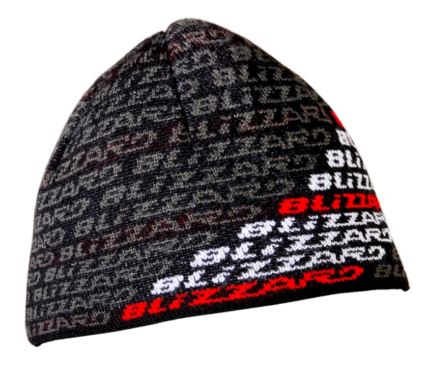 G-Force cap, black/white/red