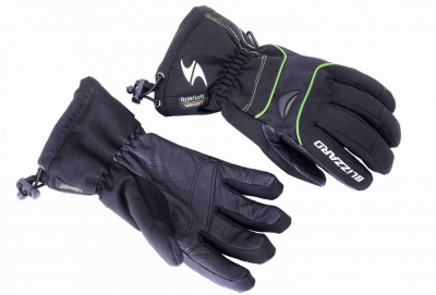 Performance Double, black/green