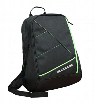 City&Office backpack black/green