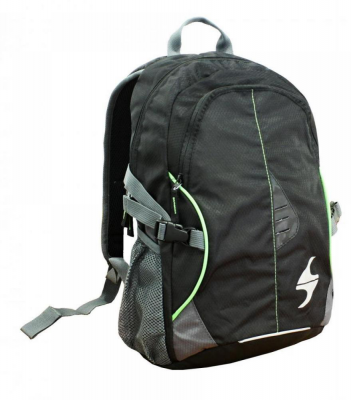 Day backpack black/green