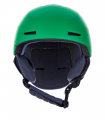 Viper ski helmet junior, dark green matt/bright green matt